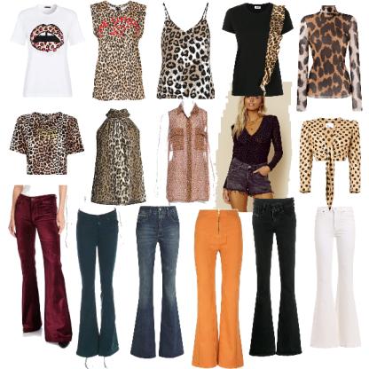 Leopard Looks