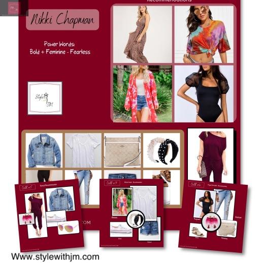 Nikki Chapman - StyleBoard